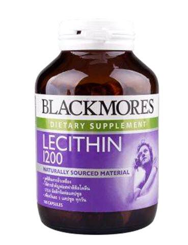 00110: Blackmore Lecithin 100 เม็ด