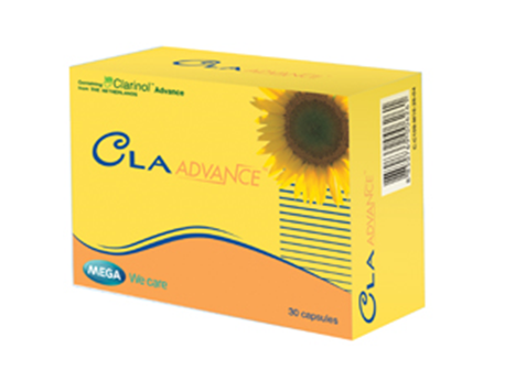 00013 : Mega We care CLA Advance 1000 mg - 30 capsule