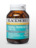 00107: Blackmore EPO + Fish oil 60 เม็ด